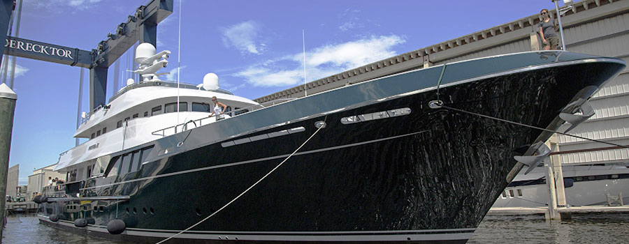 Joe V's Yacht Refinishing in Ft Lauderdale FL, has over 25 years experience
