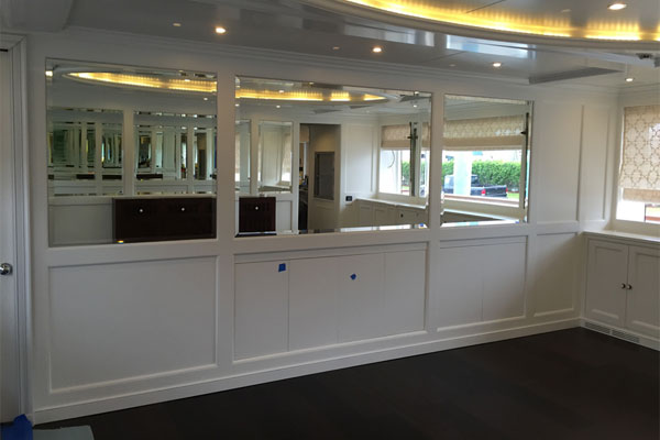 Yacht Interior and Furniture Refinishing